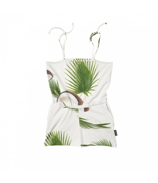 Snurk Coconuts Playsuit Kids