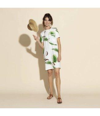 Snurk Coconuts T-Shirt Dress Women