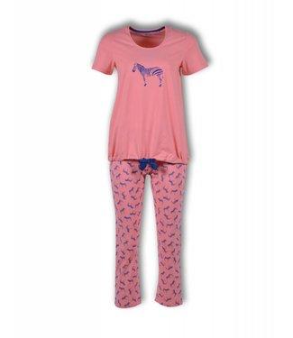 Woody Girlzzz Pyjama Zebra 191-1-YPA-Z/451
