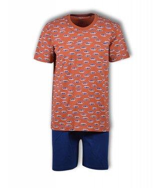 Woody Boyzzz retro pyjama 191-1-QRS-S/933