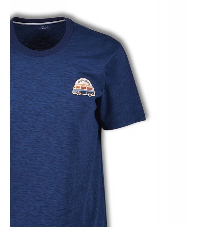 Woody Boyzzz T-shirt Camper Blue 191-1-QLA-S/888