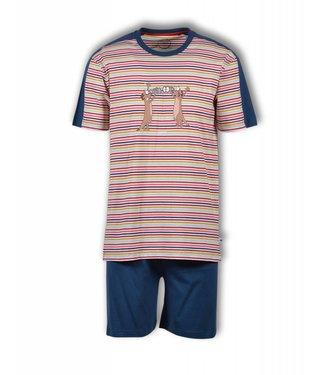 Woody Pyjama Stokstaartje 191-1-PUS-S/946
