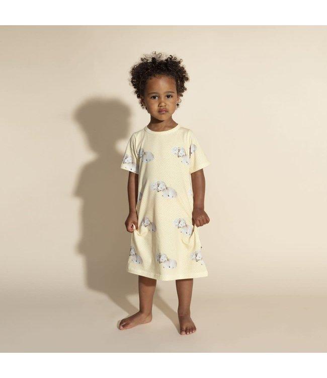 Snurk Little Lambs T-Shirt Dress Kids
