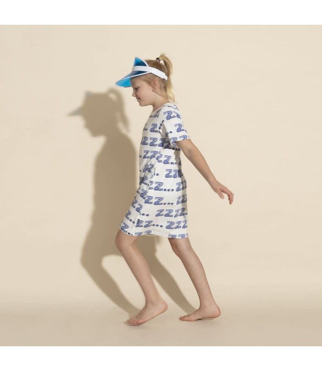 Snurk Zzz... T-Shirt Dress Kids