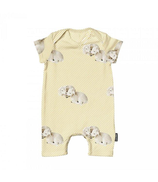 Snurk Little Lambs Playsuit Babies