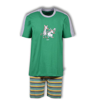 Woody Pyjama Zebra Stripe 191-1-PUS-S/757