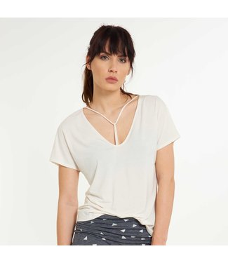 Lingadore Star Top Ivory