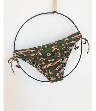 Twin-Set Bikini Bottom Verde Amazzonia U66