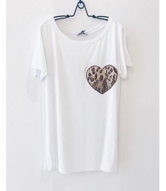 Twin-Set T-shirt St. Macula Bianco Ottico