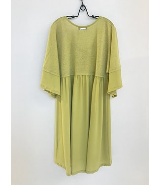 Twin-Set Dress Lemon Juice