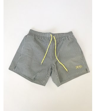 Hugo Boss Zwemshort Velvetfish 19 Dark Green