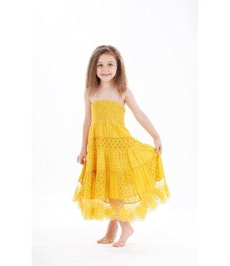 Iconique Girls Saffron Beach Dany Jr. Minidress
