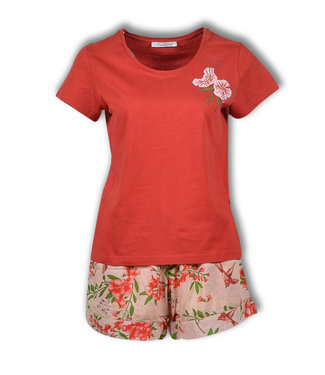 Lords & Lilies Shorts & Tee 191-5-LPZ-W/400