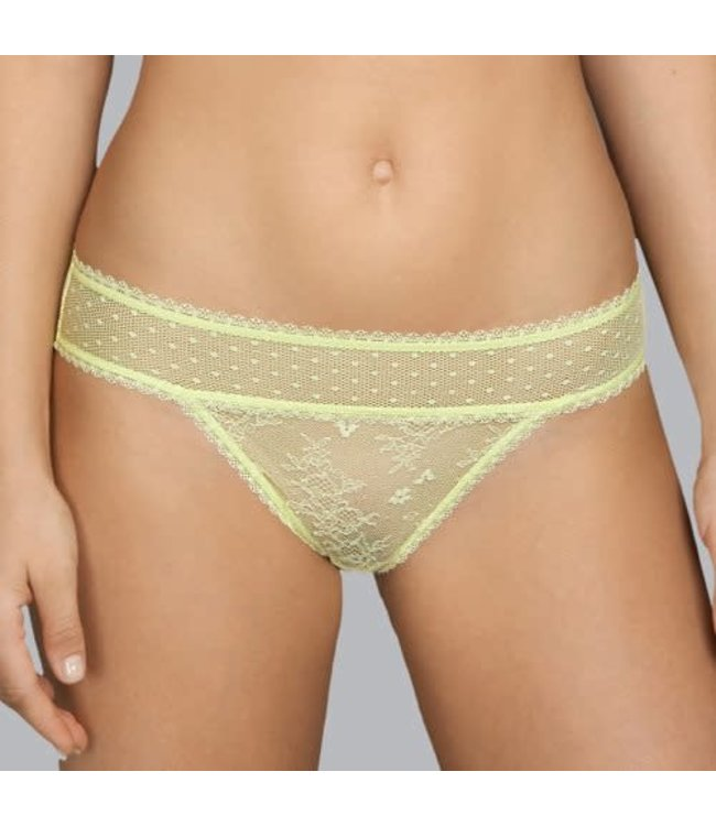 Andres Sarda Slip Benagil Light Yellow