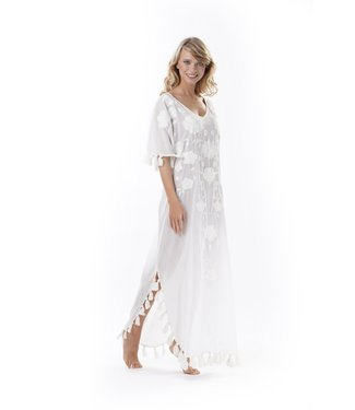 Iconique Maxi Kaftan Odissey Nancy White