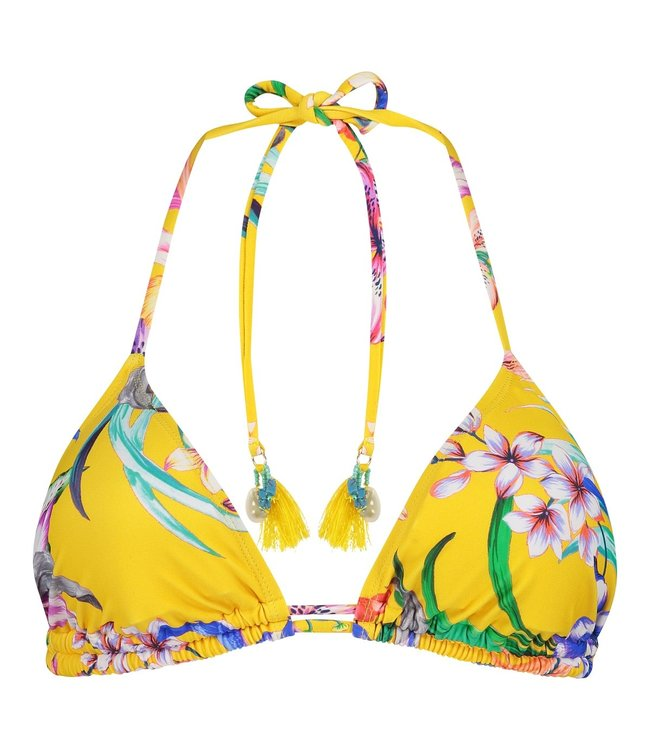Shiwi Ladies Tess Triangle Top Sayulita Sunshine