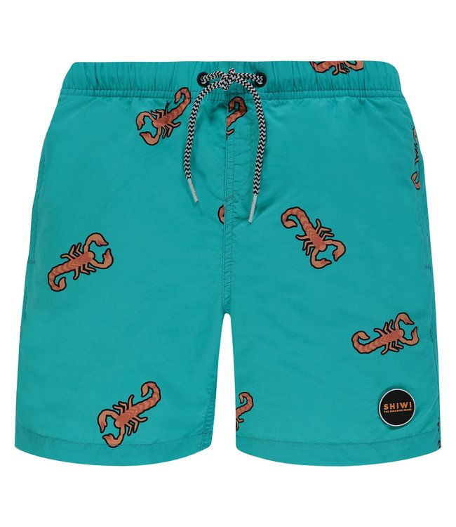 Shiwi Boy Swim Short Scorpion Matinique Blue