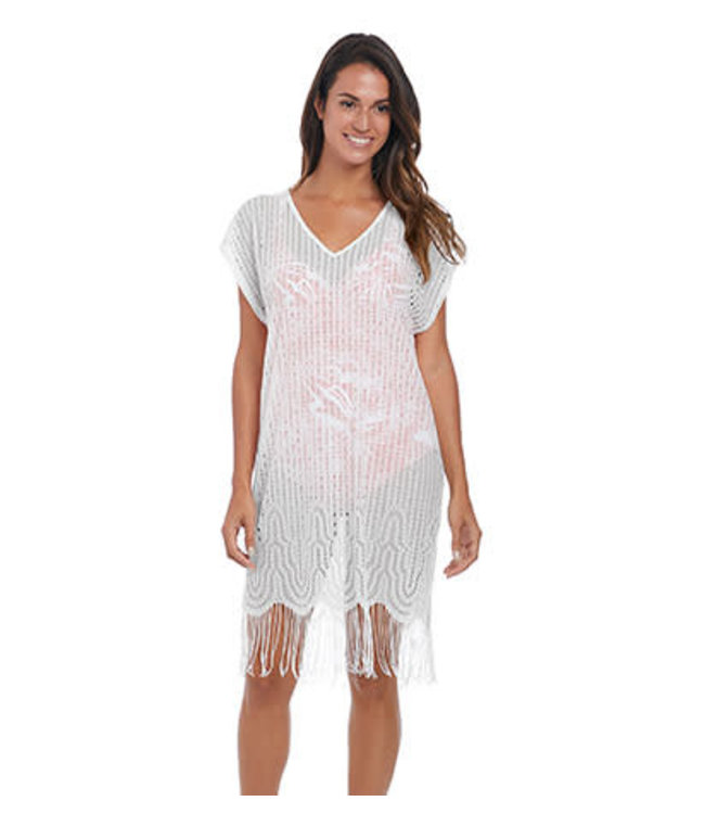 Fantasie Antheia Tunic Beach White