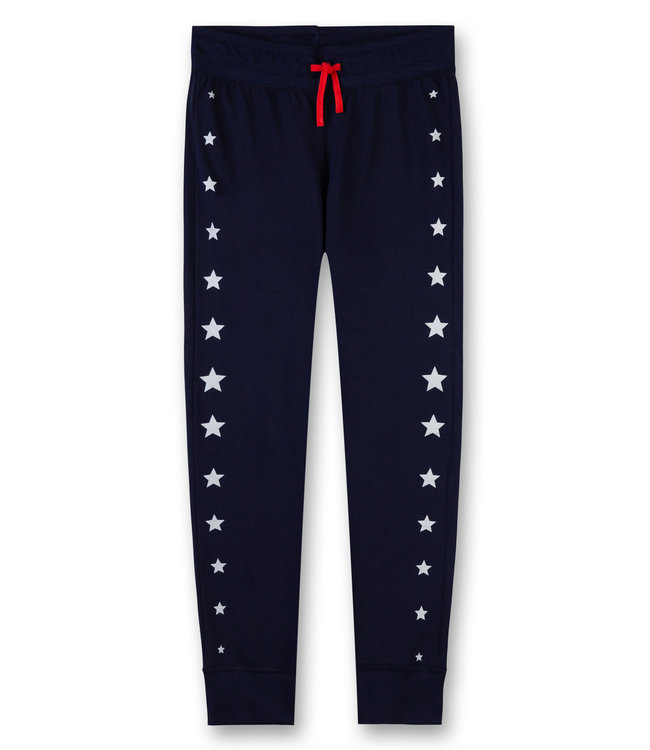 Sanetta Girls Jogger Power One Star Dark Blue