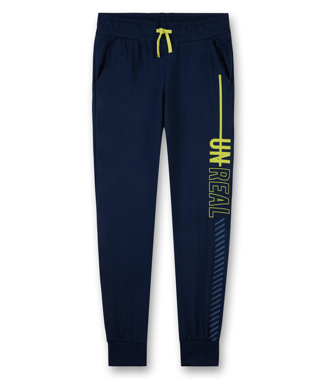 Sanetta Boys Long Pants Un Real Blue