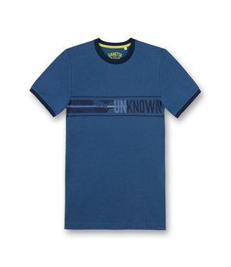 Sanetta Boys T-shirt Un Real Blue