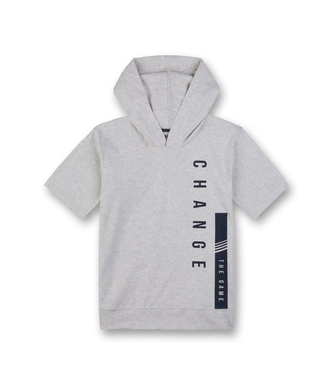Sanetta Boys Hoodie Change Light Grey