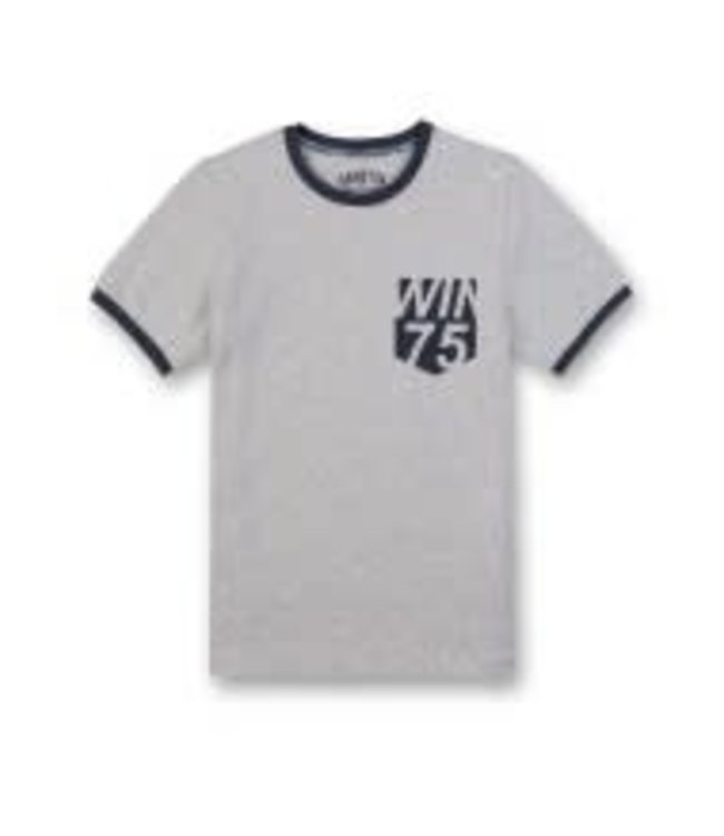 Sanetta Boys T-shirt Win75 Light Grey