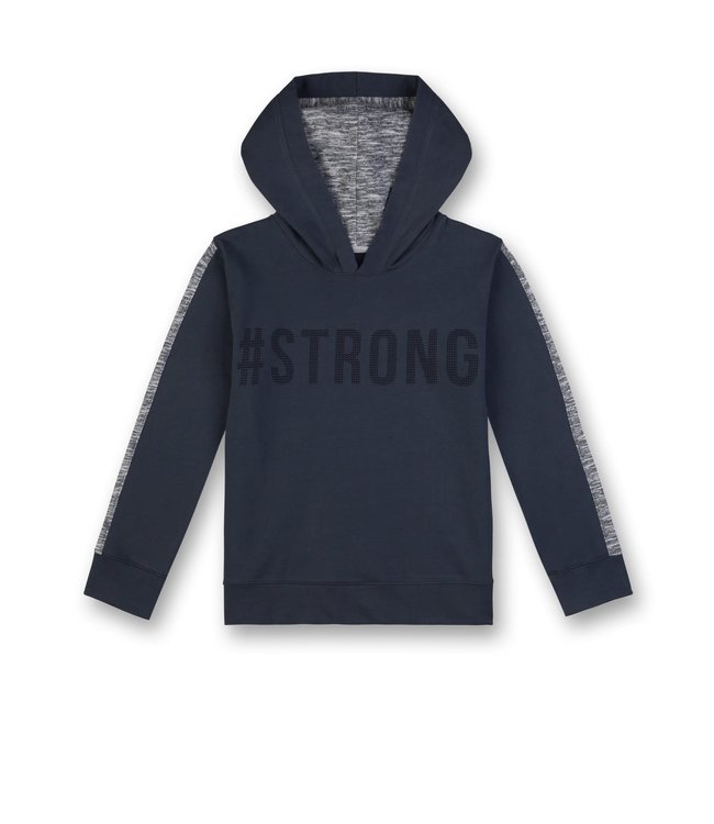 Sanetta Boys Hoodie Strong Charcoal