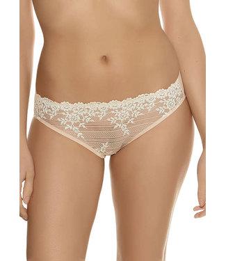 Wacoal Embrace Lace Bikini Brief Beige/ Ivory