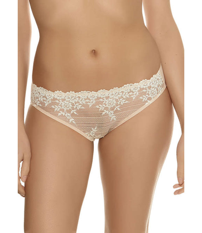 Wacoal Embrace Lace Bikini Brief Beige/ Ivory