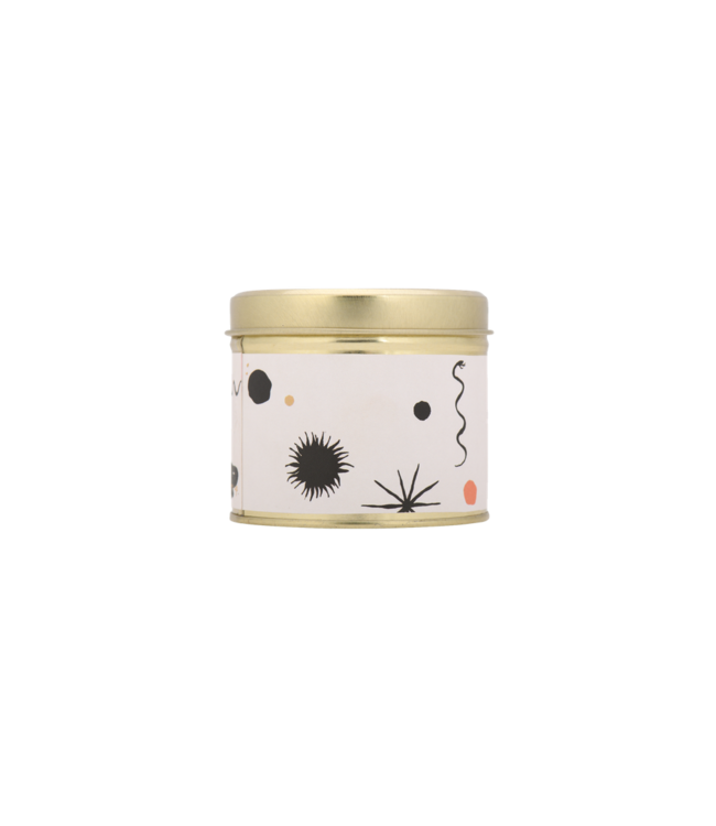 Anna + Nina Scented Candle Amber
