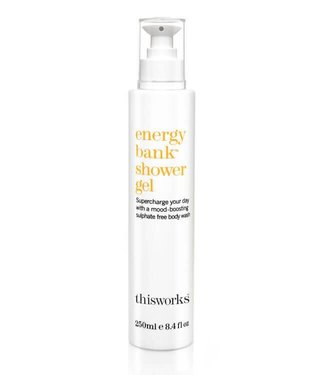 ThisWorks Energy Bank Shower Gel 250ml