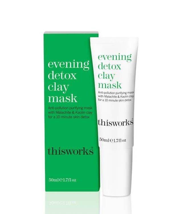 ThisWorks Evening Detox Clay Mask 50ml