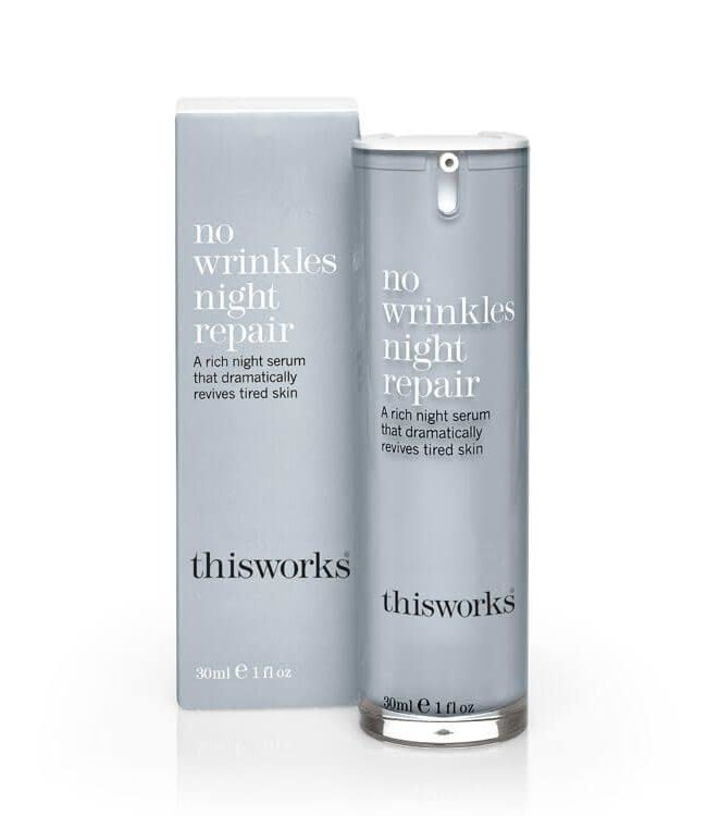 ThisWorks No Wrinkles Night Repair 30ml