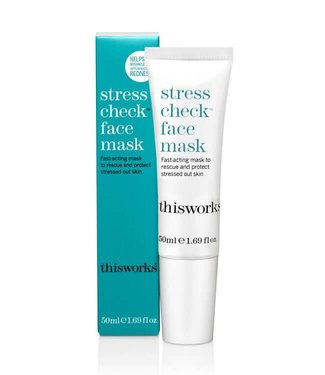 ThisWorks Stress Check Face Mask 50ml