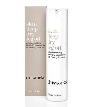 ThisWorks Skin Deep Dry Leg Oil 120ml