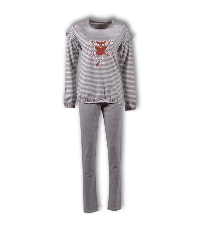 Woody 192-1-PZG-Z/973 Meisjes-Dames pyjama