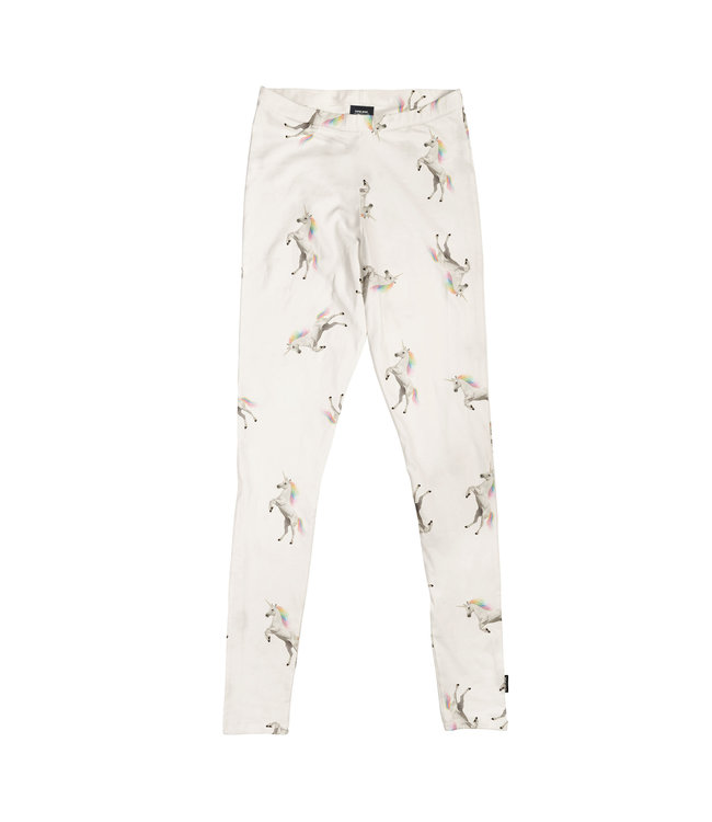 Snurk Unicorn White Legging Kids