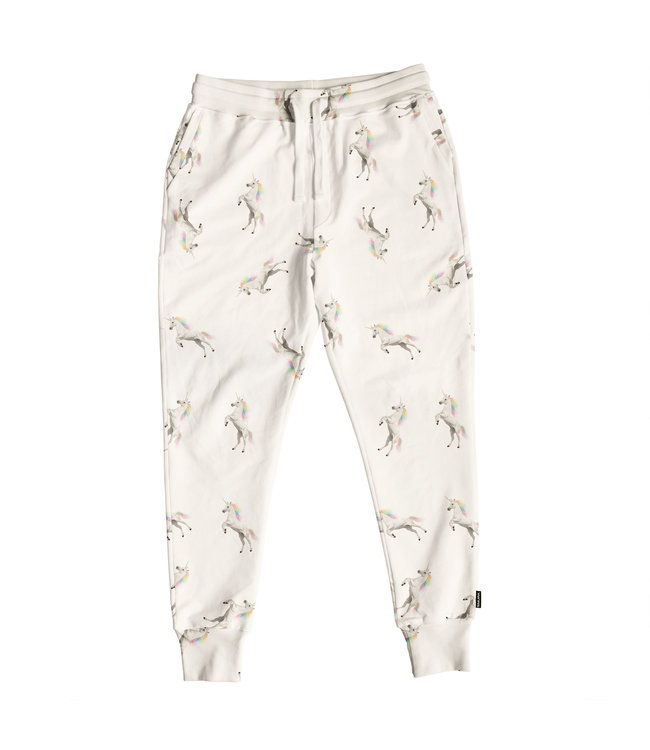 Snurk Unicorn White Pants Women