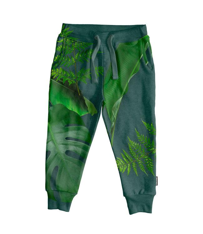Snurk Green Forest Pants Kids