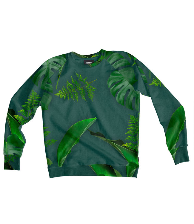 Snurk Green Forest Sweater Men