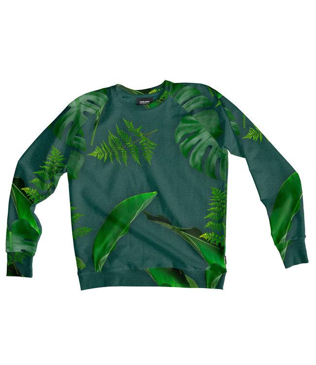 Snurk Green Forest Sweather Men