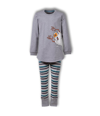 Woody 192-1-POP-S/129 Meisjes-Dames pyjama