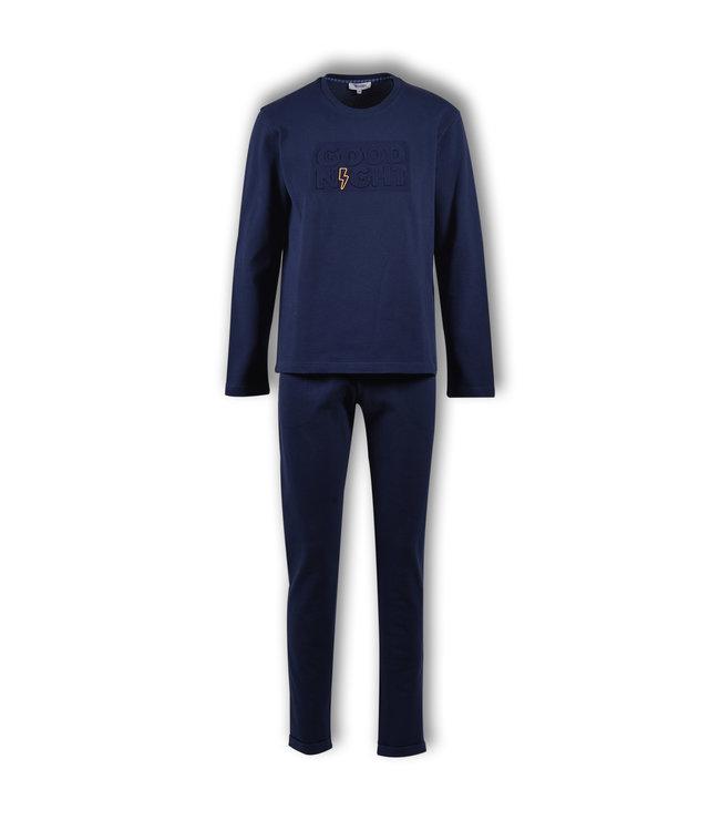 Woody 192-1-QPD-K/887 Jongens-Heren pyjama