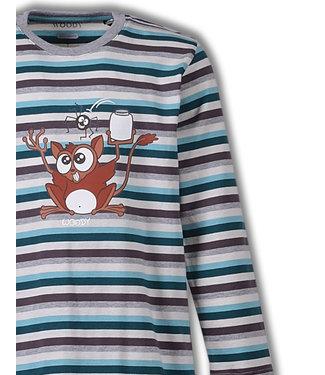 Woody 192-1-PLS-S/971 Jongens-Heren pyjama