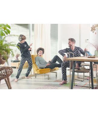 Woody 192-1-QRL-Z/191 Jongens-Heren pyjama