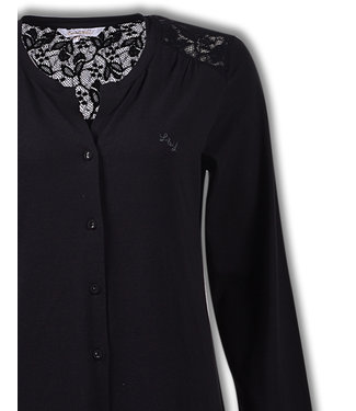 Lords & Lilies Dames Pyjama Zwart LPH-Z/199