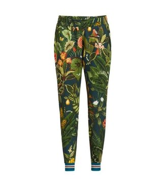 Pip Studio Buiter Forest Foliage Trousers Green