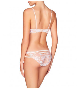 Antonia St.James Mini Brief Frappé White