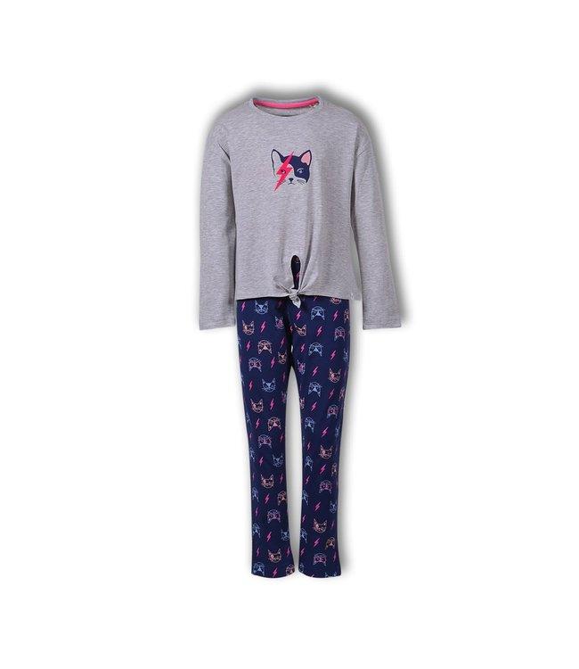 Woody 192-1-YPB-Z/142 Meisjes-Dames pyjama